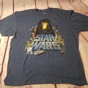 Star Wars tee XL